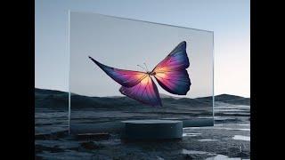 Первый в мире прозрачный экран запущен в продажу