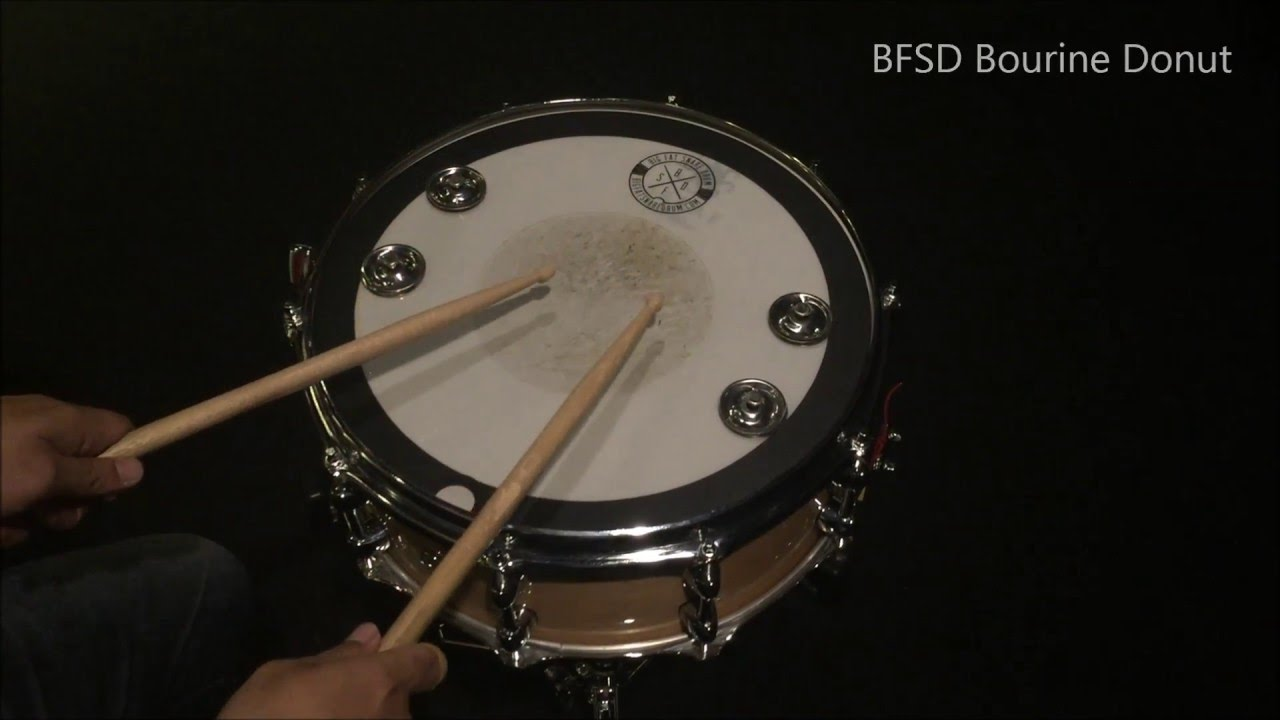 Big Fat Snare Drum - Sound Demo - YouTube
