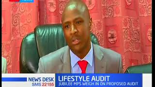 Nandi Hills MP Alfred Keter rubbishes Murkomen's rejection of lifestyle audit