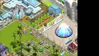 SeaWorld Adventure Parks Tycoon - Scenario Beginner - Park Planner P1