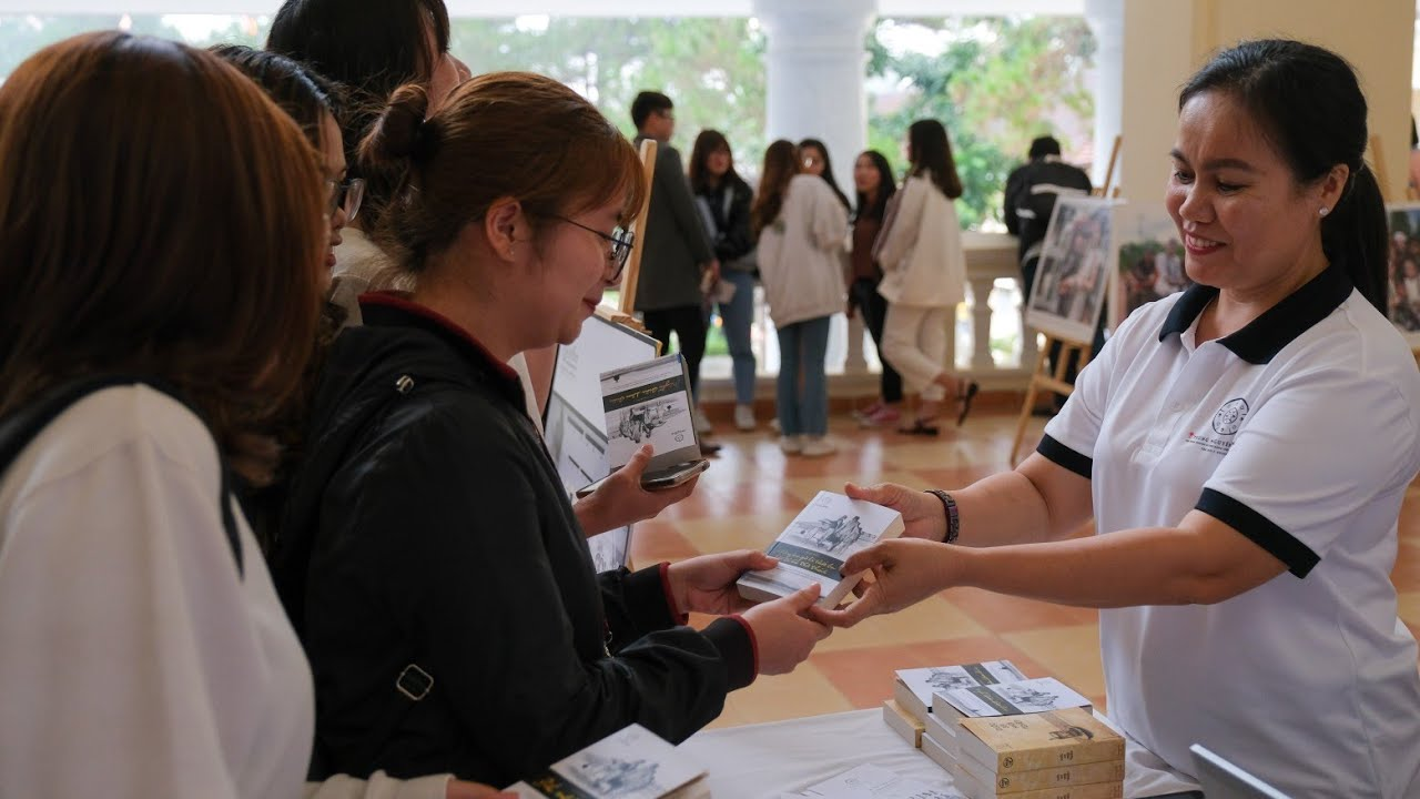 Nhật ký Hành Trình Từ Trái Tim – Ngày 03/04: Đại học Yersin Đà Lạt