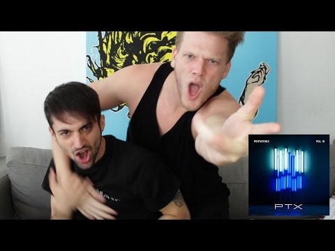 PTX VOL III DANCE PARTY!!!