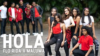 Hola -  Flo Rida x Maluma | @Danceinspire | 2020 YouTube Videos