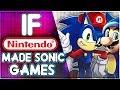 Sonic games made by nintendo concept checks mp3