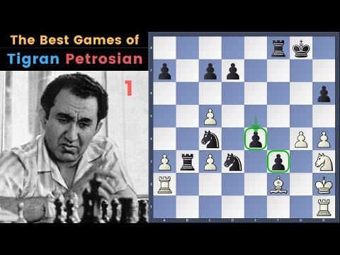 Iron Tigran! - Simagin vs Petrosian | The Chess Games Of Tigran Petrosian