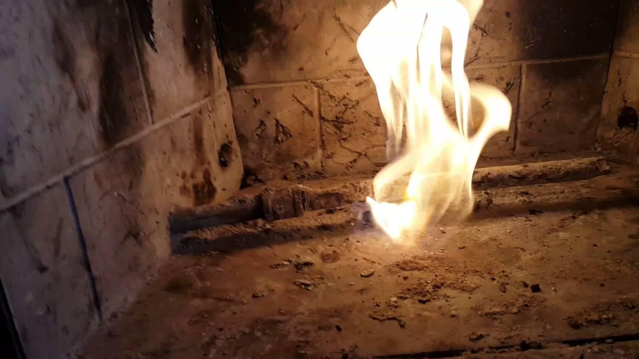 Broken gas line in fireplace youtube broken gas line in fireplace teraionfo