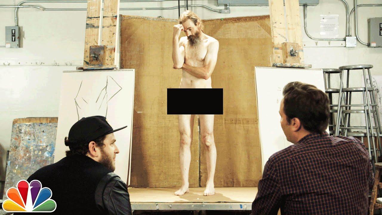 fallon naked