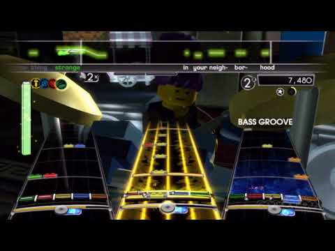 Lego Rock Band Video Review By GameSpot