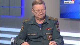 Россия 24. Вести Марий Эл 13 04 2016
