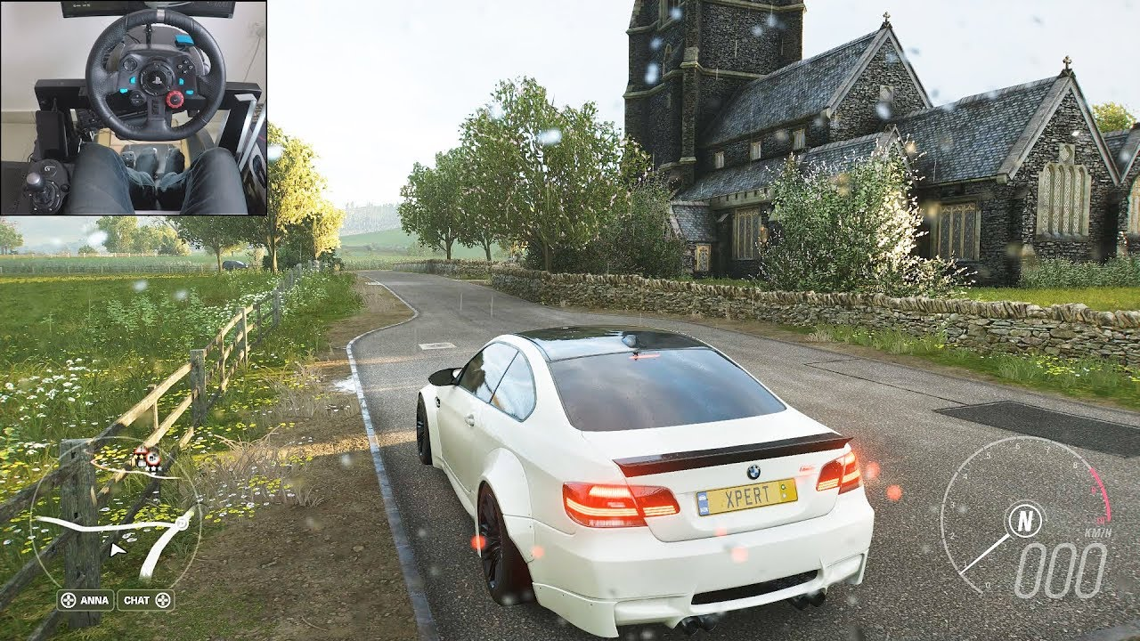 Forza Horizon 4 BMW E92 M3 - Forza Horizon 4 | Logitech G29 Gameplay