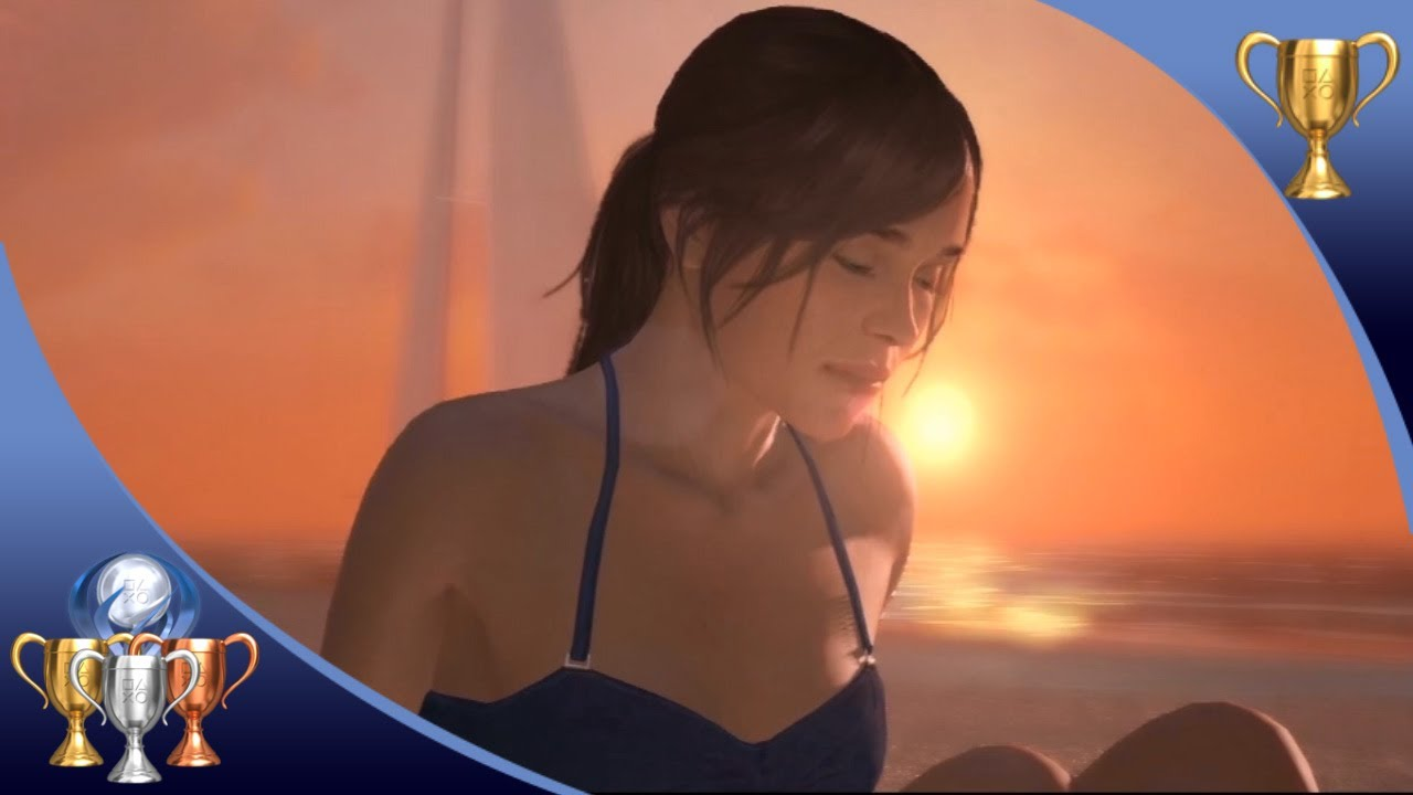 Shower beyond two souls Beyond: Two