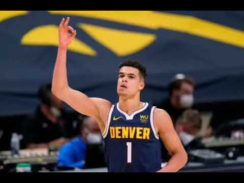 Michael Porter Jr. agrees to 5-year, $207M max extension with ...