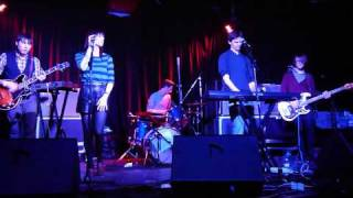 Pocketbooks live at The Lexington