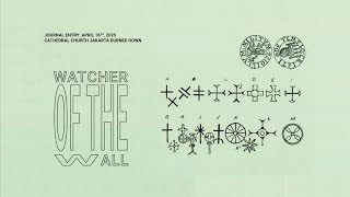 .Feast ft. Oscar Lolang - Watcher of the Wall (Official Lyric Video)
