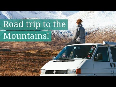 Isle of Skye Vanlife Adventure!
