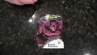 Box Busters: 2015 Fleer Retro Marvel cards