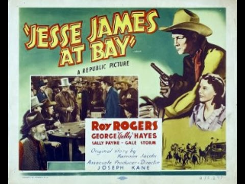 ROY ROGERS in Jesse James at Bay [1941] Joseph Kane