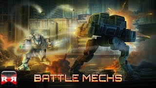Battle Mechs - iOS - Universal iPhone/iPad/iPod Touch Gameplay