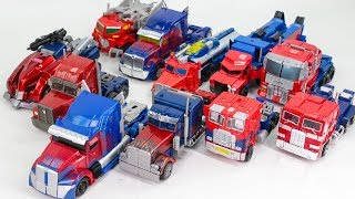 Transformers Movie G1 RID Prime WFC Combiner Wars Titan Return Voyager Optimus Prime Car Robot Toys