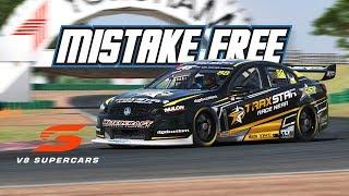 iRacing: Mistake Free (V8 Supercar @ Oran Park)