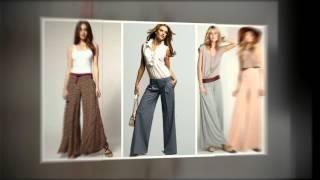 видео С чем носить льняные брюки женские, фото
