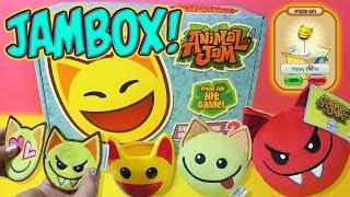 Animal Jam Emoji Box Opening 😃😭 I Ruined My Promo Code....