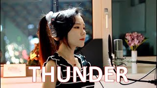 [Vietsub + Lyrics] Imagine Dragons - Thunder (cover by J.Fla)