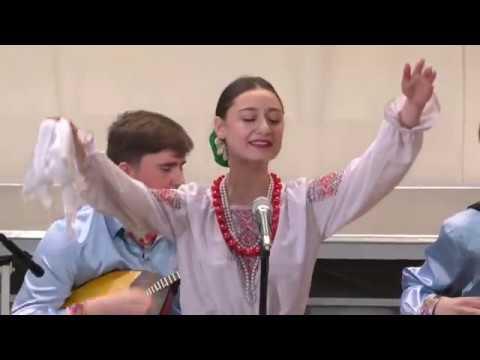 видео: Отчетный концерт - ОЗОРНЫЕ НАИГРЫШИ