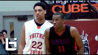 Jahlil Okafor vs. Cliff Alexander: Top High School Bigs Clash in EPIC State Tourney game