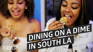 For Real Fried Chicken Head To South LA - Dining on a Dime, Episode 6