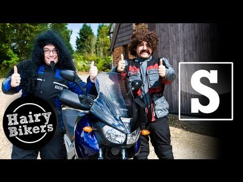 HAIRY BIKERS GET SORTED