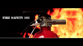 Video Presentation For Fire Safety