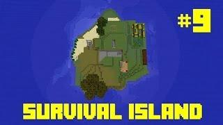 #9 | Survival Island | Minecraft