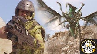 The Hopper Bug Explained | Starship Troopers