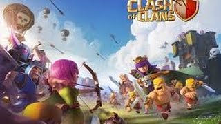 Clash of Clans.... Ngeloot broo:v