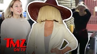 Now You Sia, Now You Don't! | TMZ TV
