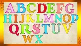 Английский алфавит / English alphabet / ABC для детей. Наше всё!