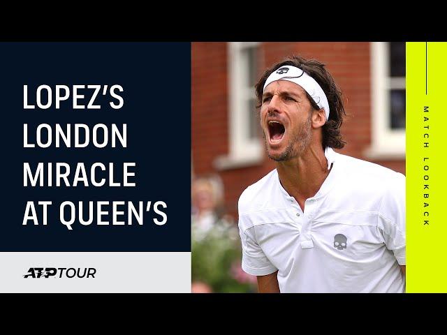 When Lopez Shocked London