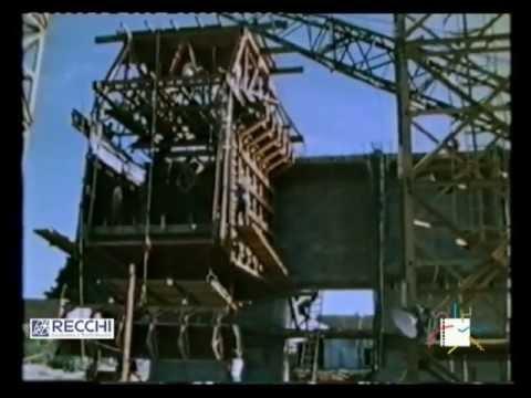 The new Blue Nile bridge - Burri bridge in Khartoum