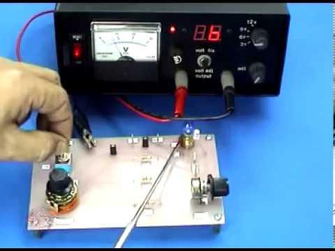 basic electronics พื้นฐานอิเล็กทรอนิกส์ ชุดที่ 1