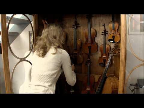 1. Konzertmeisterin des Stuttgarter Kammerorchesters: Susanne von Gutzeit