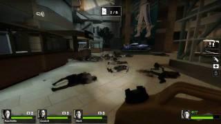 Left 4 Dead 2 Gameplay [HD]: Dead Center Uncut Deutsch (German) PC - Teil 5