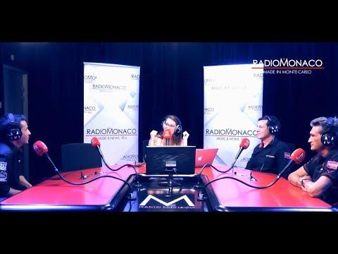 Radio Monaco  l'invité Fil Vert du lundi 6 novembre 2017 - Ventruri