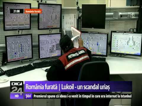 ROMÂNIA FURATĂ|Culisele scandalului Lukoil