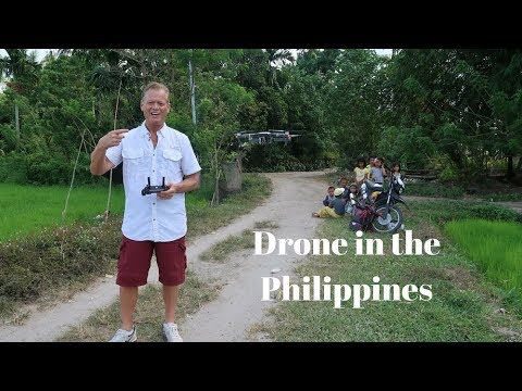 The Philippines (DJI Mavic Pro) How To Bring Your Drone In Trouble Free, With Surprise Ending (2018)
