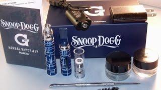 Snoop Dogg G Pen Herbal Vaporizer od GD