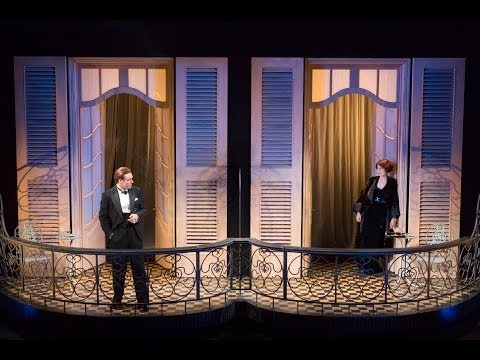 Elyot and Amanda meet - Noël Coward's Private Lives - Digital Theatre