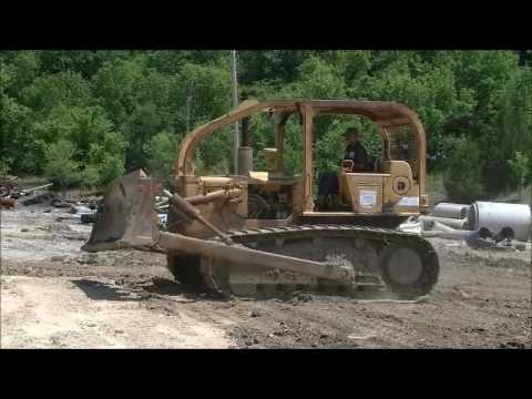 Dresser TD-15C dozer for sale | no-reserve Internet auction June 13, 2017