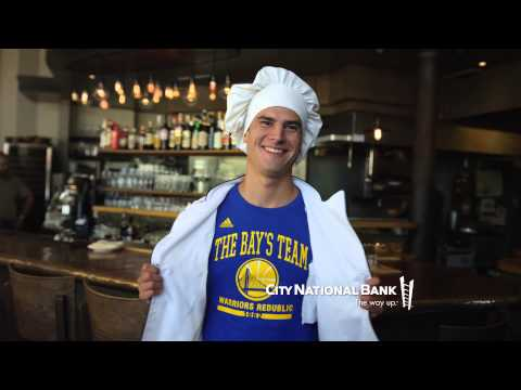 City National is key to the Warriors