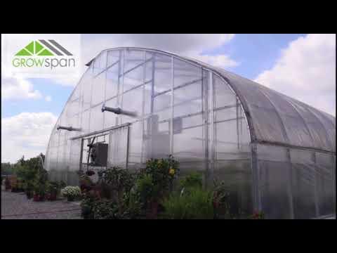 Murray, KY - Hendon's Garden Center - S500 Commercial Greenhouse